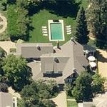 Maurice Marciano's estate (Birds Eye)