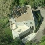 Cirkut's House (previously owned by Ali Larter) (Birds Eye)