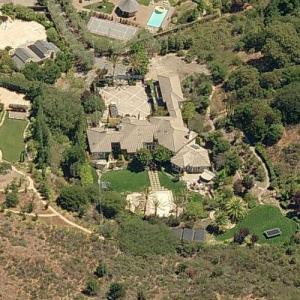 James Hetfield's House (former) (Bing Maps)