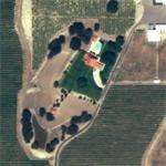 Nigel Lythgoe's Winery (Bing Maps)