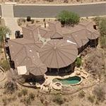 Vince Coleman's house (former) (Birds Eye)