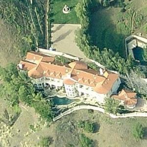 John Stamos' House (former) (Birds Eye)