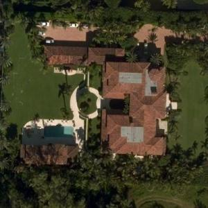 Steve Wynn's House (Bing Maps)