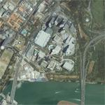 Marina Bay Street Circuit Singapore (Bing Maps)