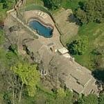Rachel Hunter's House (former) (Birds Eye)