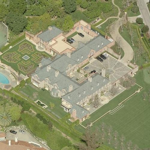 Beny Alagem's House In Los Angeles, CA (Google Maps) (#3