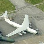 Lockheed C-141A Starlifter (Birds Eye)