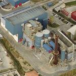 Mataro Waste-to-Energy Plant (Birds Eye)