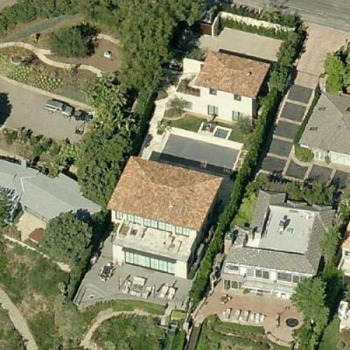 Ted Sarandos & Nicole Avant's House (Previously Leased by