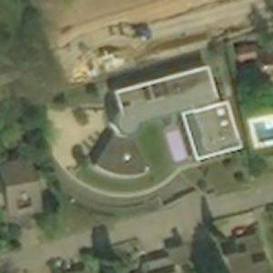 Kimi Räikkönen's house (Bing Maps)