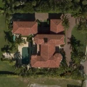 Billy Joel's House (Bing Maps)