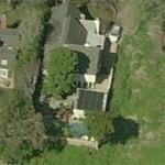 Bob Gunton's house (former) (Birds Eye)