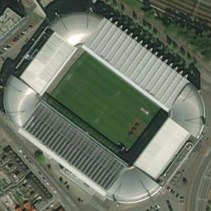 Philips Stadium (PSV) (Bing Maps)