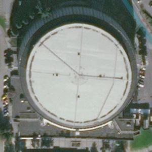 Pacific Coliseum (Bing Maps)