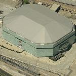New Orleans Arena (Bing Maps)