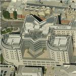 'Ronald Reagan UCLA Medical Center' by I. M. Pei (Birds Eye)