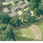 Daniel Morehead's House (Birds Eye)