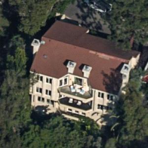 Challen Cates' House (Former) (Birds Eye)