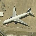 Airbus A330 (HiFly, CS-TMT) (Birds Eye)