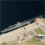 Submarine USS Silversides (SS-236) & USCGC McLane