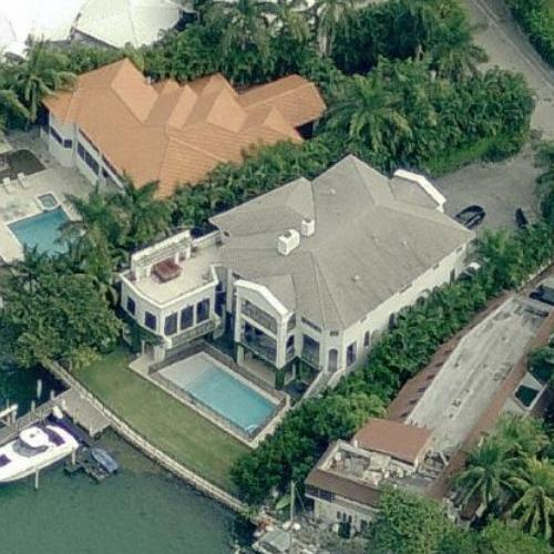 jerry sokol's house in miami beach, fl (google maps)
