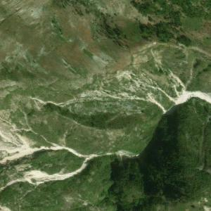 2010 Haiti earthquake epicenter (Bing Maps)