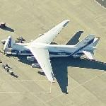 "Antonov AN-124 ""Ruslan"" (Birds Eye)"