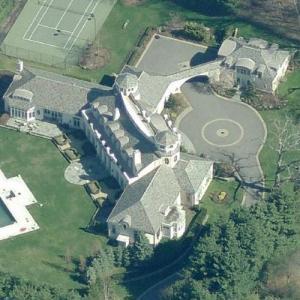 Larry Franklin's House (Bing Maps)