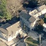 Jane Pauley & Garry Trudeau's House (Birds Eye)