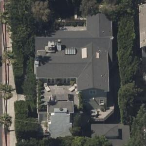 Jeremy Renner & Kristoffer Winters' House (Birds Eye)