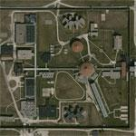 Statesville Maximum security Prison (Bing Maps)