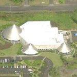 Imiloa Astronomy Center (Birds Eye)