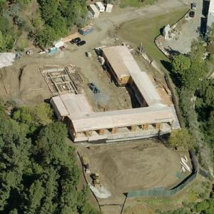 Jeffrey Katzenberg's house (Bing Maps)
