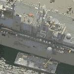 USS Bataan (LHD-5) (Birds Eye)