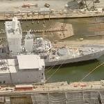 USS Hawes (FFG-53) (Birds Eye)