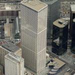 Republic Plaza (tallest building in Colorado) (Birds Eye)