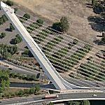 Puente del Alamillo (Birds Eye)