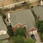 Andrew Joseph Stack's house (former) (Birds Eye)
