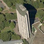 Aalto-Hochhaus by Alvar Aalto