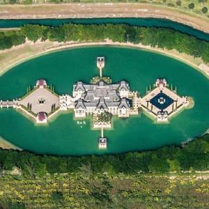 Charles Sieger's house (Birds Eye)