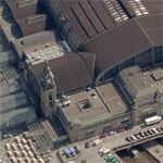 Hamburg Central Station (Birds Eye)