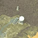 Defense Early Warning Radar site P-10 (Birds Eye)