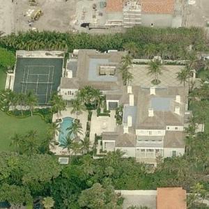 Stephen Schwarzman's house (Birds Eye)