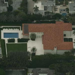 Norman and Nassrine Traverse's house (Birds Eye)