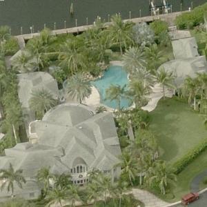 Lawrence DeGeorge's house (Birds Eye)