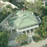 John Barrymore's House (Former) (Birds Eye)