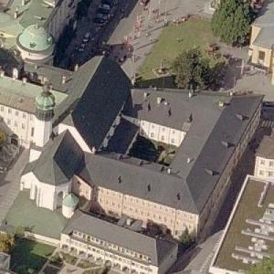 Hofkirche - Imperial Church (Bing Maps)
