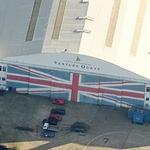 Huge Union Jack (Birds Eye)
