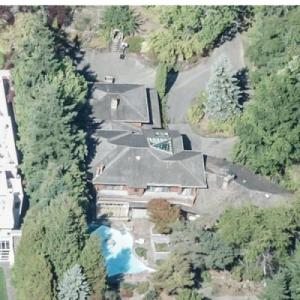 Greg Zaser's House (Former) (Birds Eye)