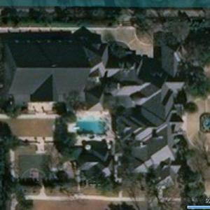 Kenny Troutt's house (Bing Maps)